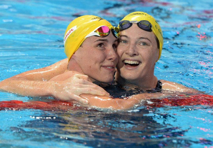 Swimming World Olympic Predictions Womens 50 Free
