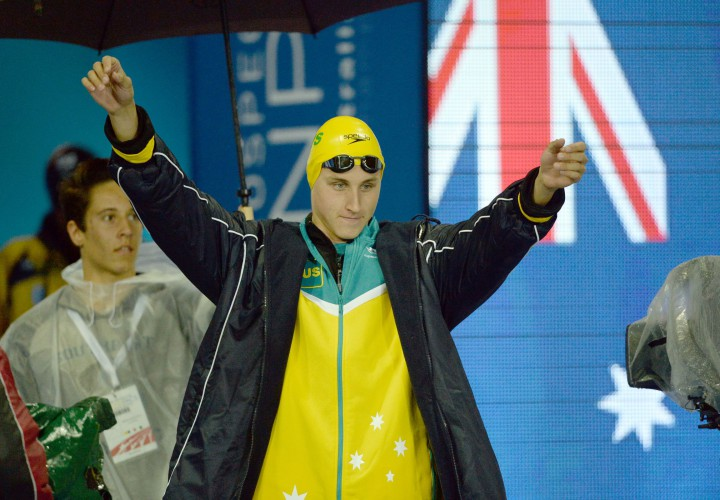 Difference Makers Cameron McEvoy Trying to End Australian Futility in 100 Free