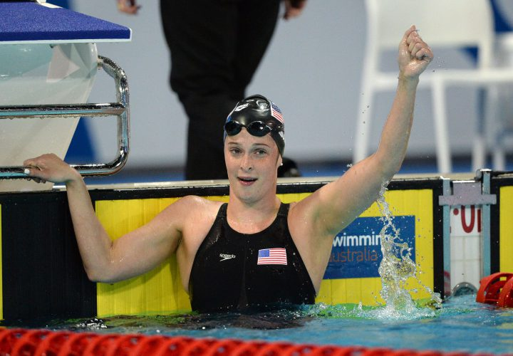 Video Interview Adams Knows She Will Be Better In Rio