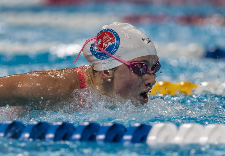 Morning Splash Cassidy Bayer Has Big Opportunity in the 200 Butterfly
