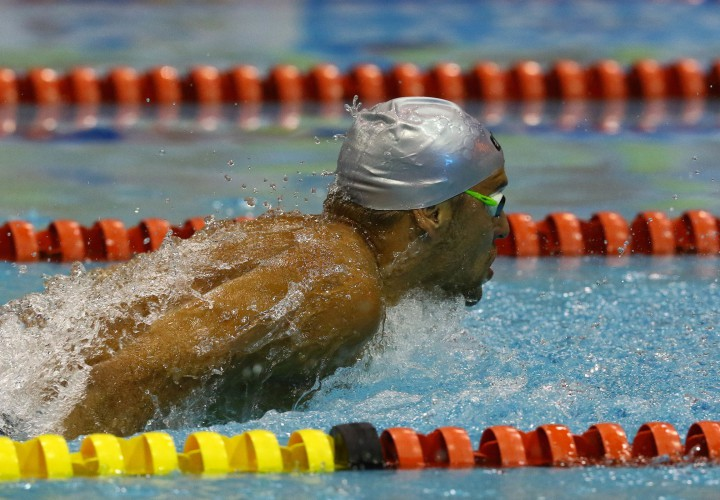 Chad le Clos Smokes 3rd Fastest 200 Fly This Year 15504
