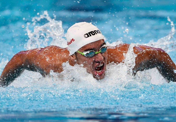 Chad le Clos Parts Ways With Longtime Coach Graham Hill
