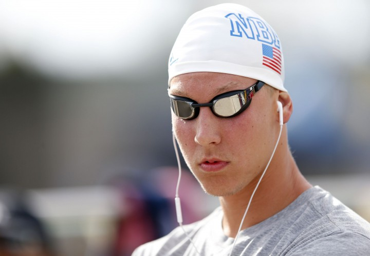 Chase Kalisz Cruises To 400 IM Conquest at 2015 Arena Pro Swim Series Minneapolis