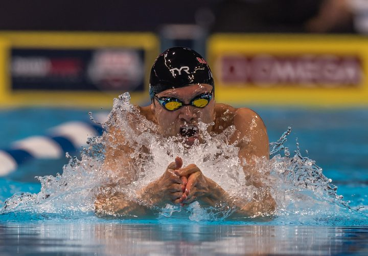 4 Reasons to Root for FirstTime Olympian Cody Miller
