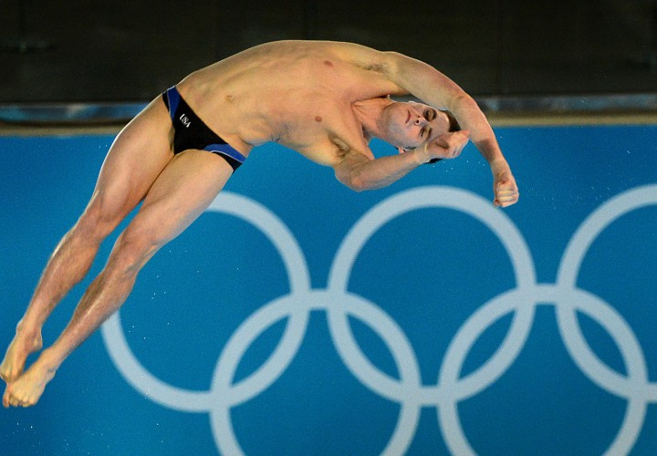 David Boudia Qualifies for Third Olympic Synchro Partner Steele Johnson Makes First