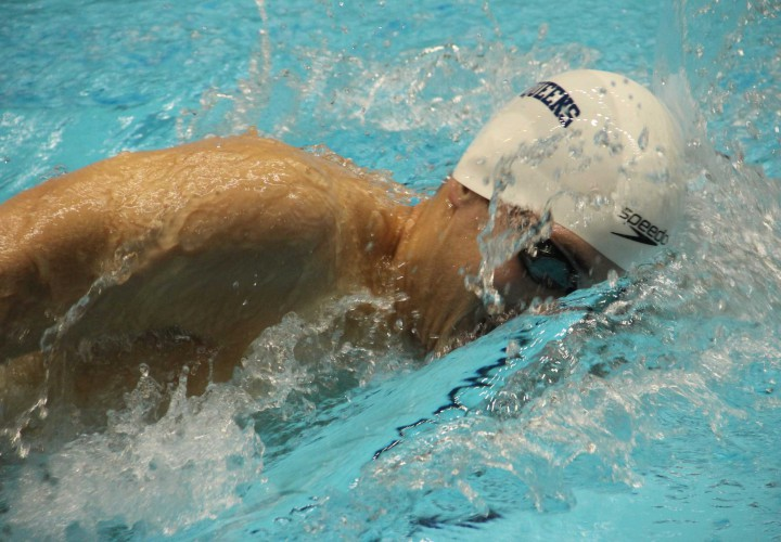 Performance Of The Week Dion Dreesens 200 Freestyle