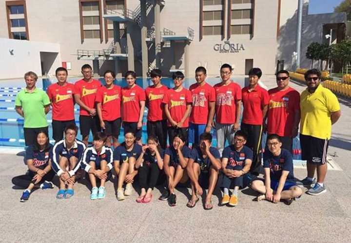 Banned Coach Zhou Ming Reportedly Back On Deck as Chinese Swimmers Move to Turkey