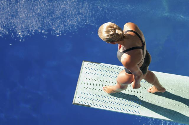 Brittany OBrien Replacing Brittany Broben on Australian Diving Team