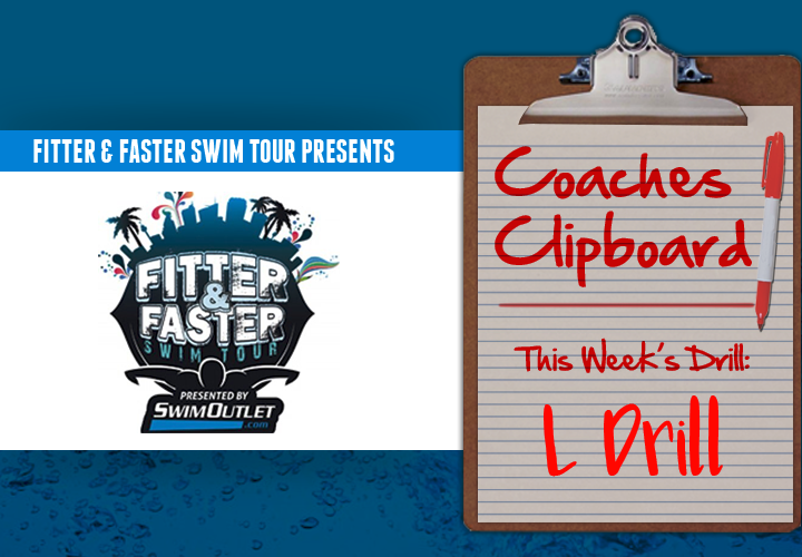 Fitter And Faster Swim Drill Of The Week L Drill
