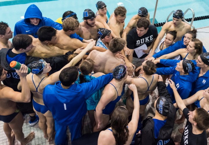 Duke Swimming Prepares for Big Showing At Olympic Trials