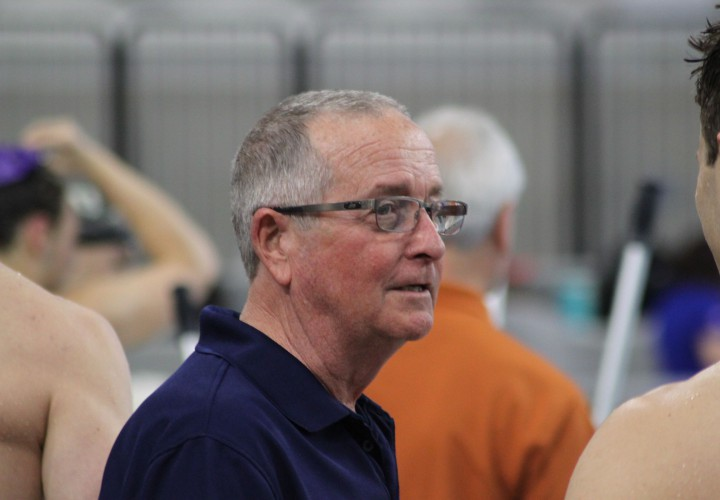 Swimming World Presents Lessons With The Legends Eddie Reese