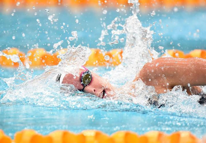 Emma McKeon Posts Arena Pro Swim Santa Clara Meet Record in 200 Freestyle