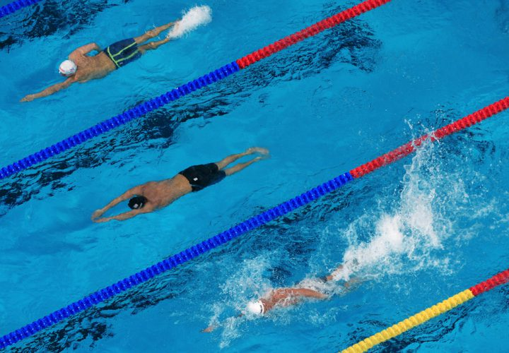 Latvia Names Two 2016 Swimming Olympians