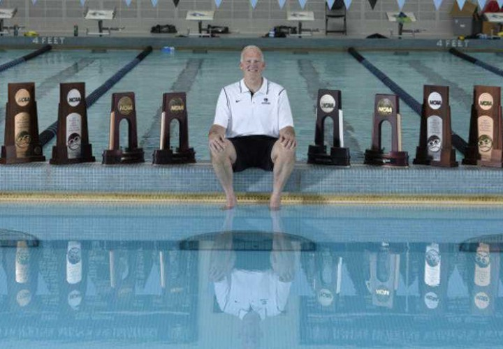 George Kennedy Honored With Speedo CSCAA Lifetime Achievement Award
