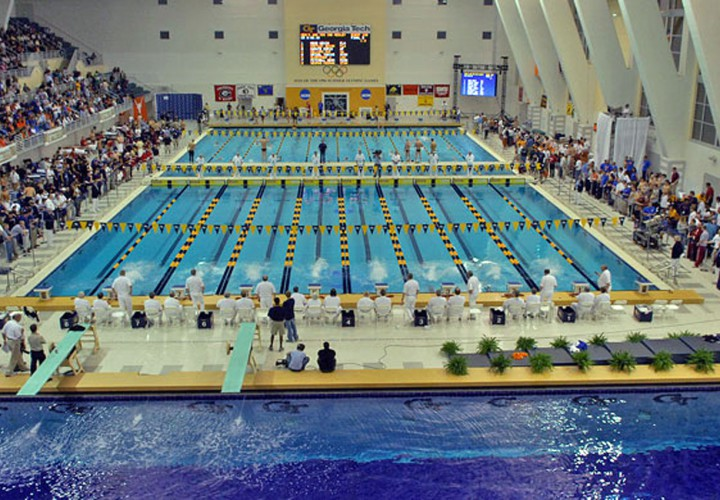 ACC Swimming Diving Championships Moved To Atlanta With New Dates