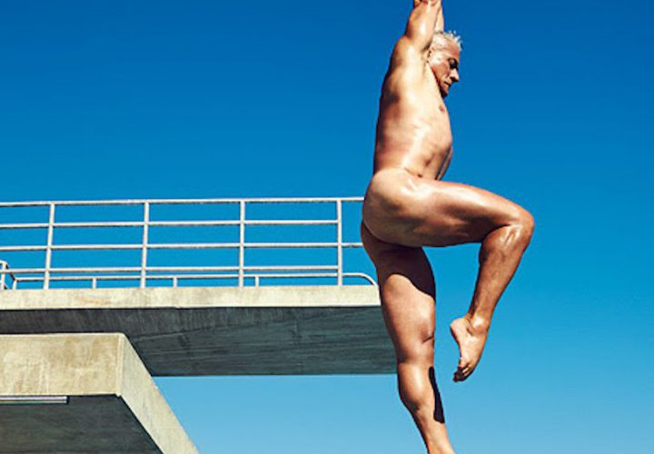 Greg Louganis to be Featured in ESPN The Magazines The Body Issue