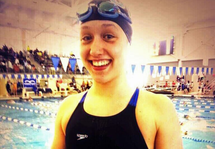 Hannah Cox Among Top Qualifiers at 2015 USA Swimming Winter Junior Nationals East Day 2