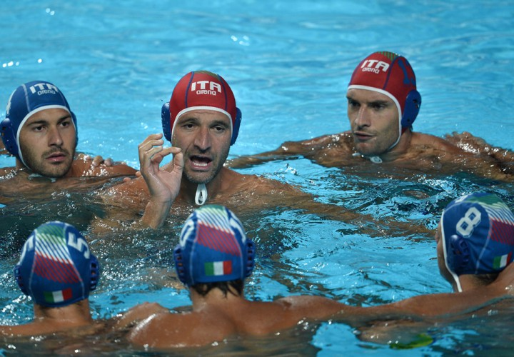 Teams Announced For Water Polo Olympic Games Qualification Tournaments