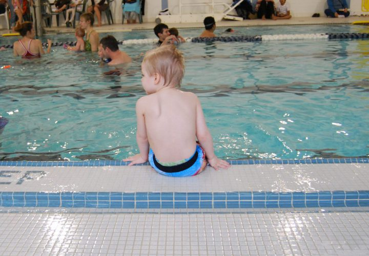6 Types of Swimmers Taking Swim Lessons