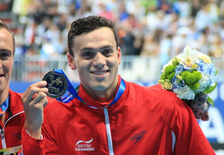 James Guy Scares British Record With WorldBest 14519 in 200 Free