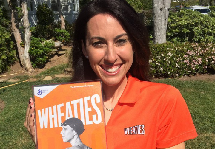 Janet Evans Greg Louganis Will Appear on Wheaties Boxes
