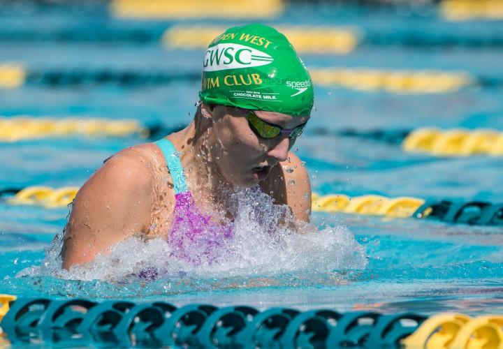Jessica Hardy Suffers Concussion At Arena Pro Swim Series Mesa
