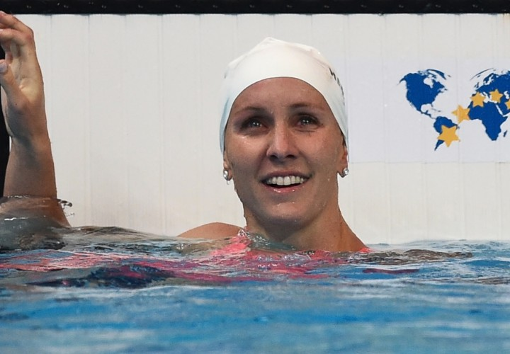 Jessica Hardy Passed Concussion Test Returning to the Water