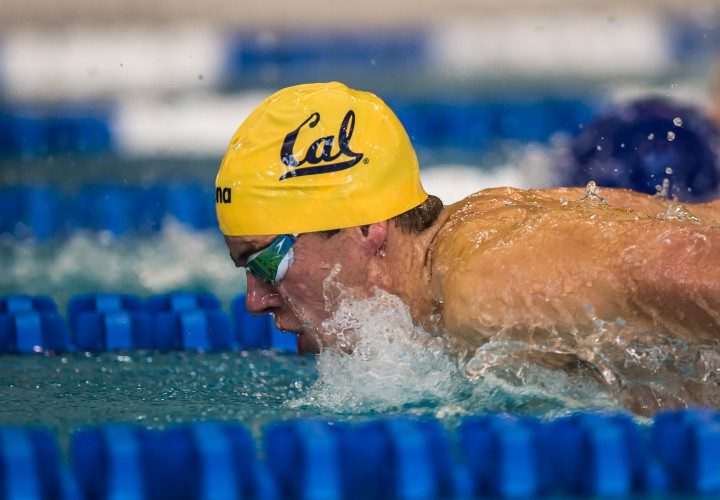 Josh Prenot Blasts 2ndFastest 400 IM Ever for Cals First NCAA Title In Event
