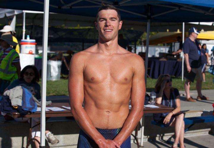 USA Swimming Introduces 2016 Olympic Team Josh Prenot