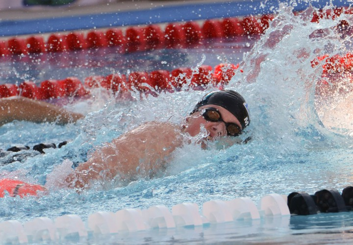 Emily Ecker Snags 1000 Jack McIntyre Wins 1650 At Ithaca Sectionals