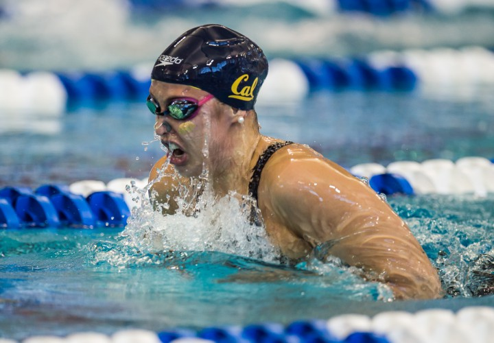 Pac12 Weekly Swim Preview Cal Opens Conference Duals