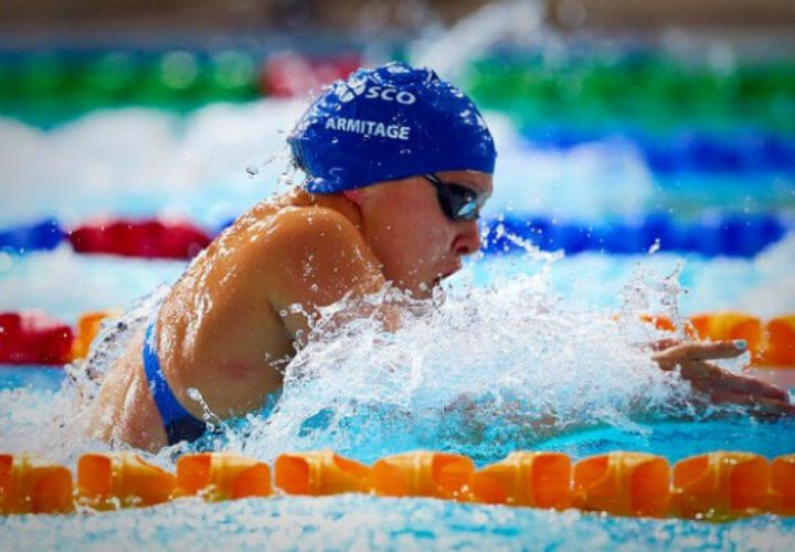 Breaststroke Phenom Katie Armitage Announces Transfer Joins Tennessee Lady Vols