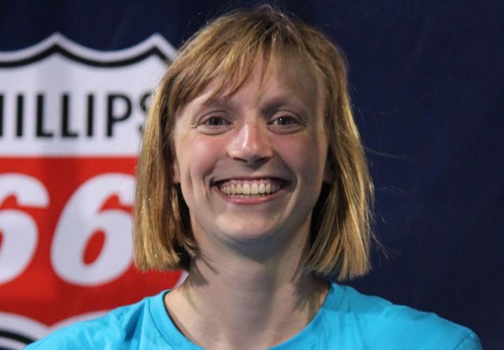 2016 Arena Pro Swim Series Money List Katie Ledecky Nathan Adrian In Points Lead