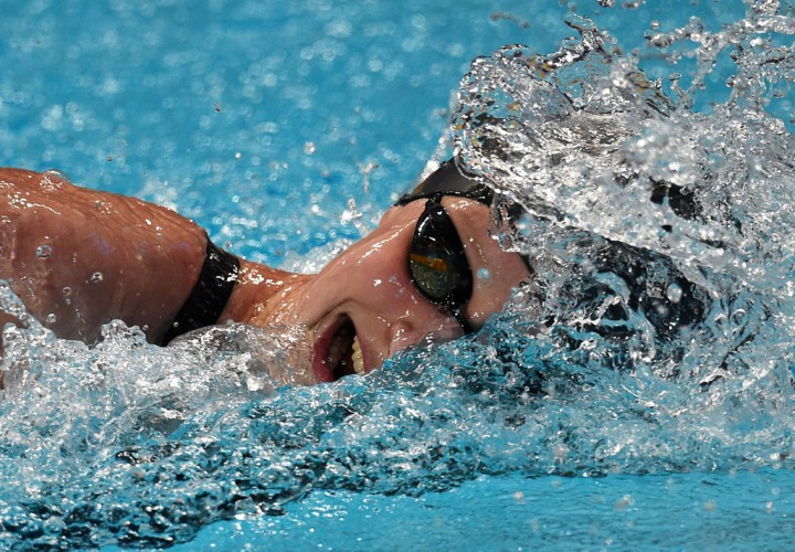 Race Videos Watch Katie Ledecky Blast 400 Free on Day 2