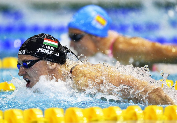 Hungary Sending 31 to European Championships