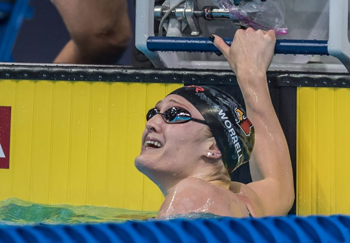 The Magical Moments of Olympic Trials Plus Bulldogs Rolling and Phelps Biding His Time