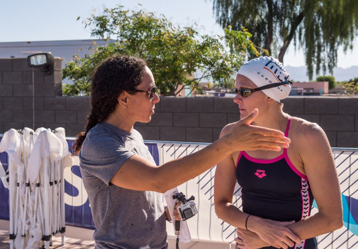 Kirsty Coventry Therese Alshammar Cammile Adams Among Top Names at Speedo Sectionals in College Station