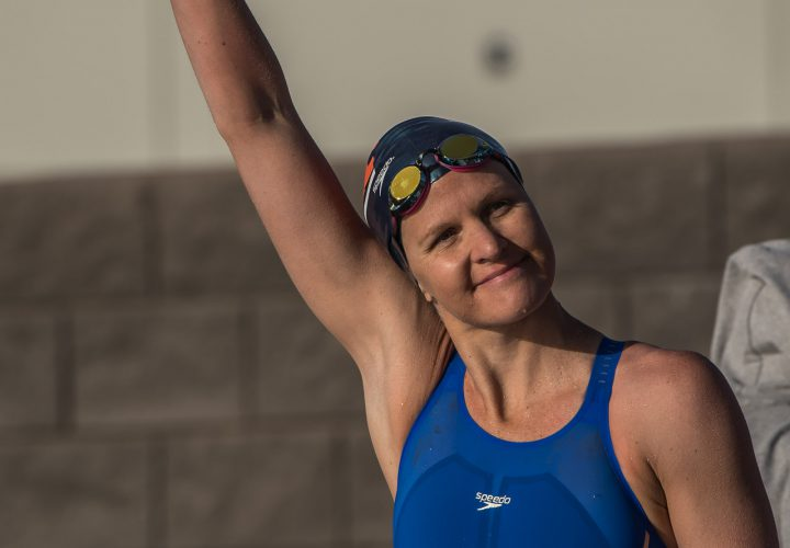 Kirsty Coventry Among Athletes Calling WADA To Take Action Against Doping