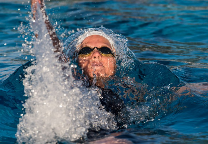 SwimMACs Kirsty Coventry Doubles on Final Day of Speedo Sectionals in College Station