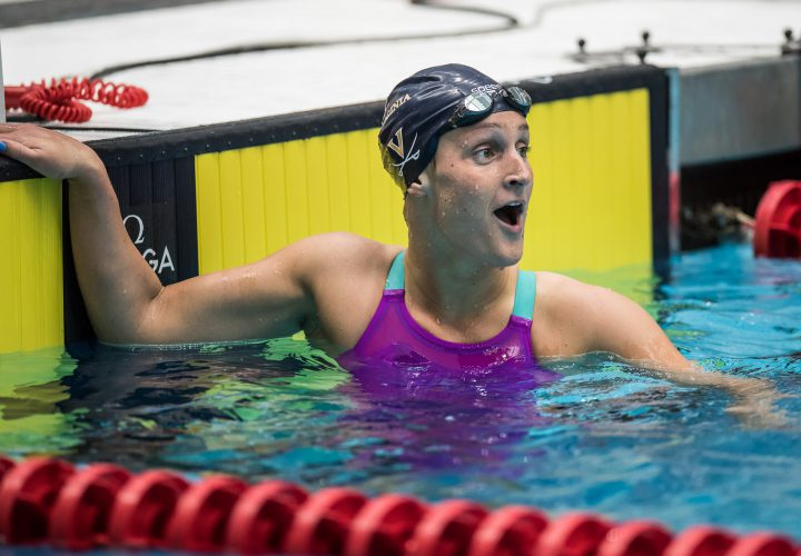 5 Reasons to Cheer for Olympian Leah Smith in Rio