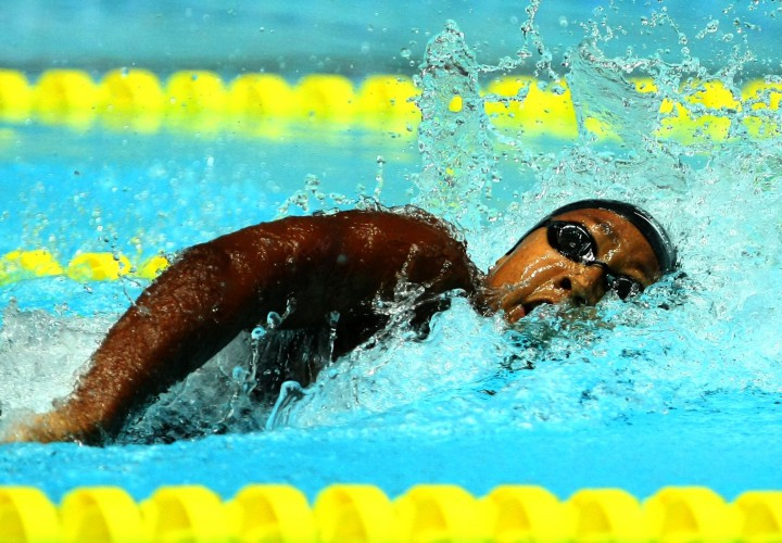 Lia Neal Excels As Art Adamson Invite Wraps Up