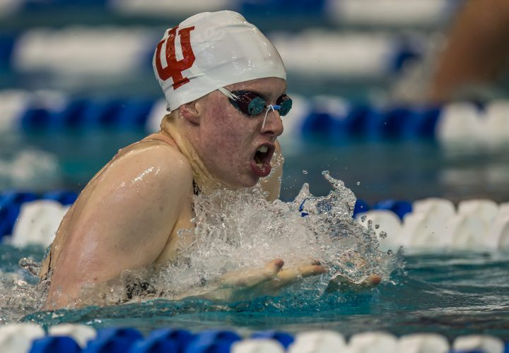 Lilly King Rockets To Second In World Rankings For 100 Breast