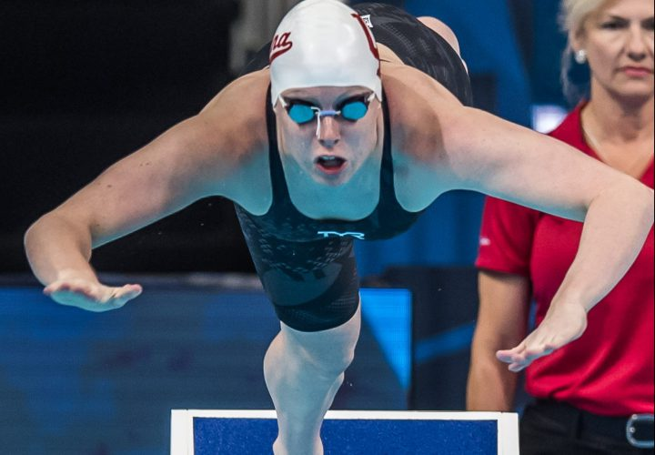 5 Facts About FirstTime Olympian Lilly King