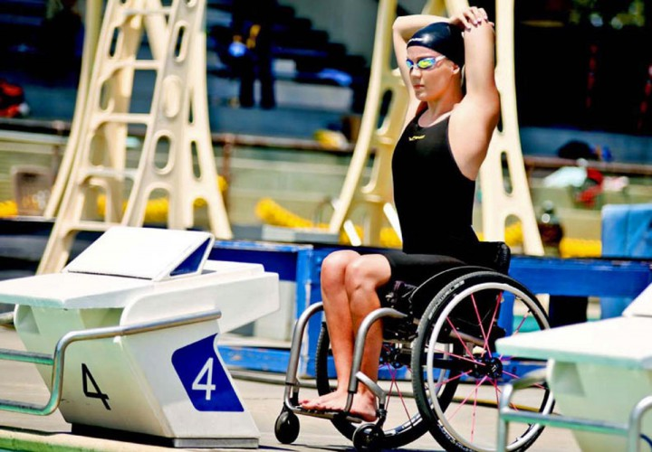 USOC Announces 31 Swimmers for 2016 Paralympic Games
