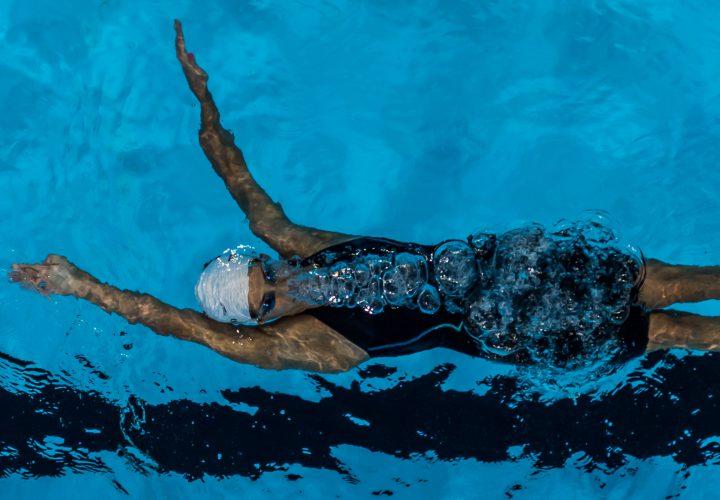 Maya DiRado Missy Franklin Lead Way into 200 Backstroke Finals