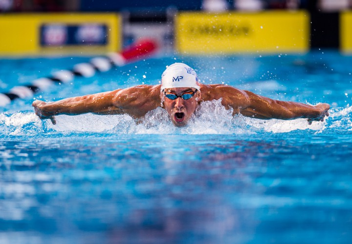 Swimming World Magazine Announces Male and Female American Swimmers of the Year
