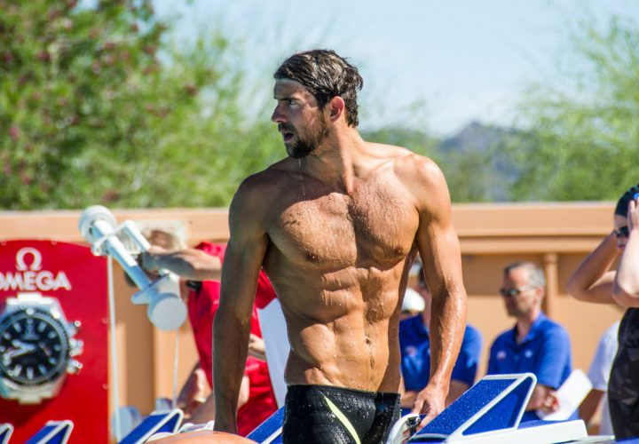 Video Michael Phelps Offers Inside Look at the Olympic Training Center