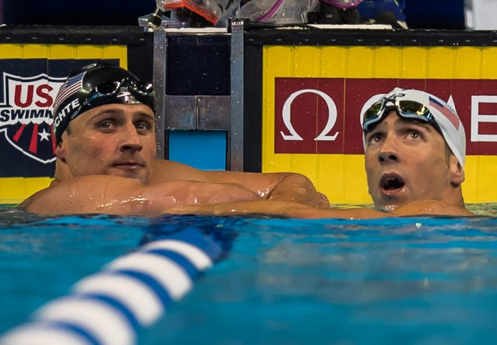 A Realization from A Rookie At Olympic Trials