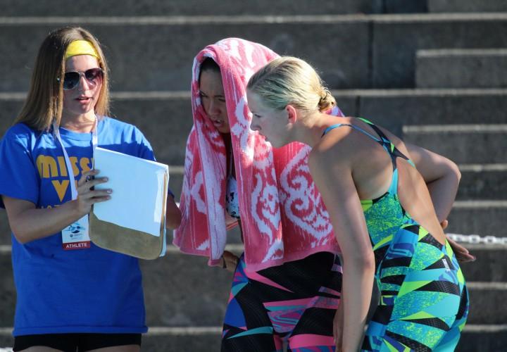 2016 Arena Pro Swim Series Mesa Day 3 Finals Heat Sheet