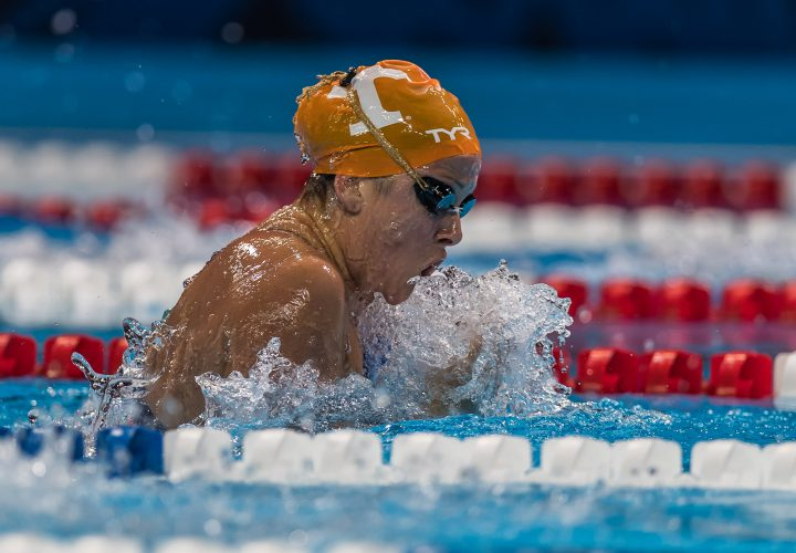 Video Interview King Hannis Off to Rio In Close 200 Breast